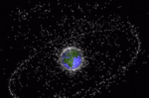 Article : Un satellite à la dérive va s'écraser sur terre