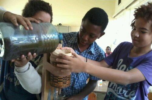 Article : Filtre à eau session 2012-213