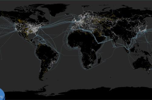 Article : Impacts du changement climatique du GIEC : sombre Anthropocène