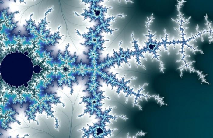Exemple d'image de fractale