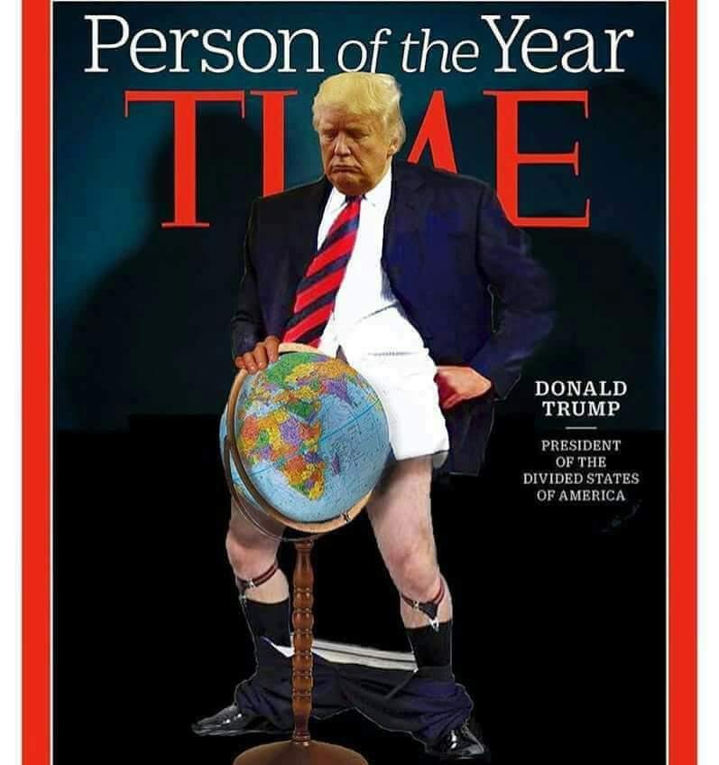 Trumps fuck the planet