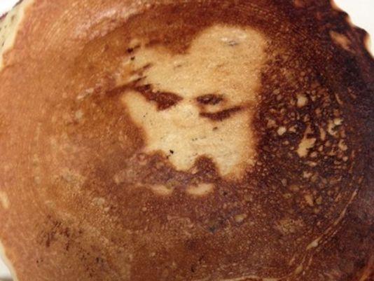Jésus crêpe