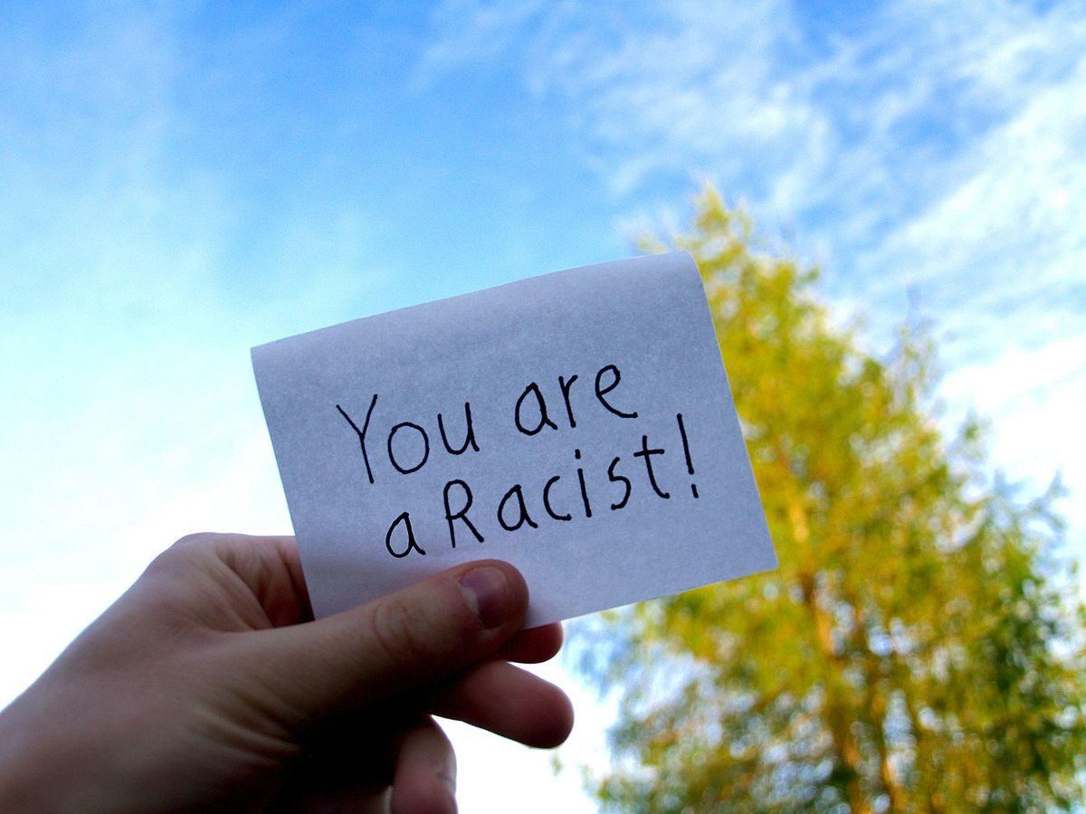 Racist card