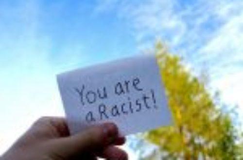 Article : Comment expliquer à mes enfants qu'il y a des racistes en Belgique ?