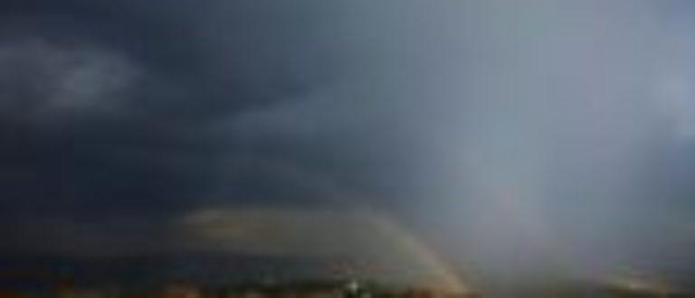 Article : Un arc-en-ciel avec un peu de naïveté dans ce monde de brutes