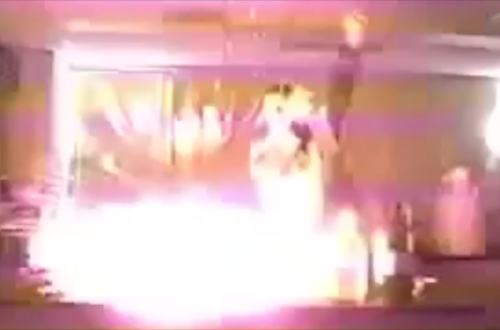 Article : Ratage de science : l'excellente idée d'enflammer une bouteille de 20 Litres de vapeurs d'isopropanol