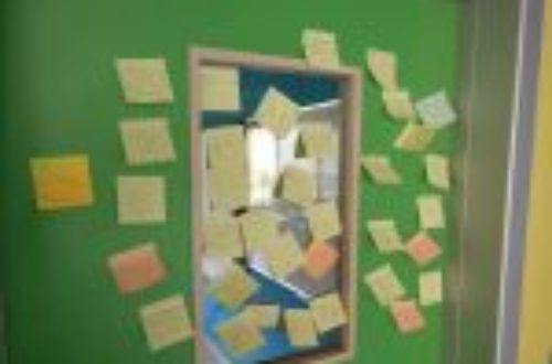 Article : Je vais me lancer des petites feuilles de papier autoadhésives amovibles